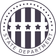 /Department of State Logo