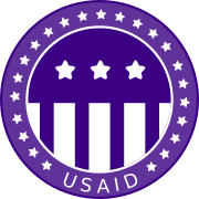 /US Agency for International Development Logo
